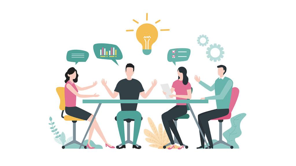 partage de dirigeants sur l'expérience de l'actionnariat salarié